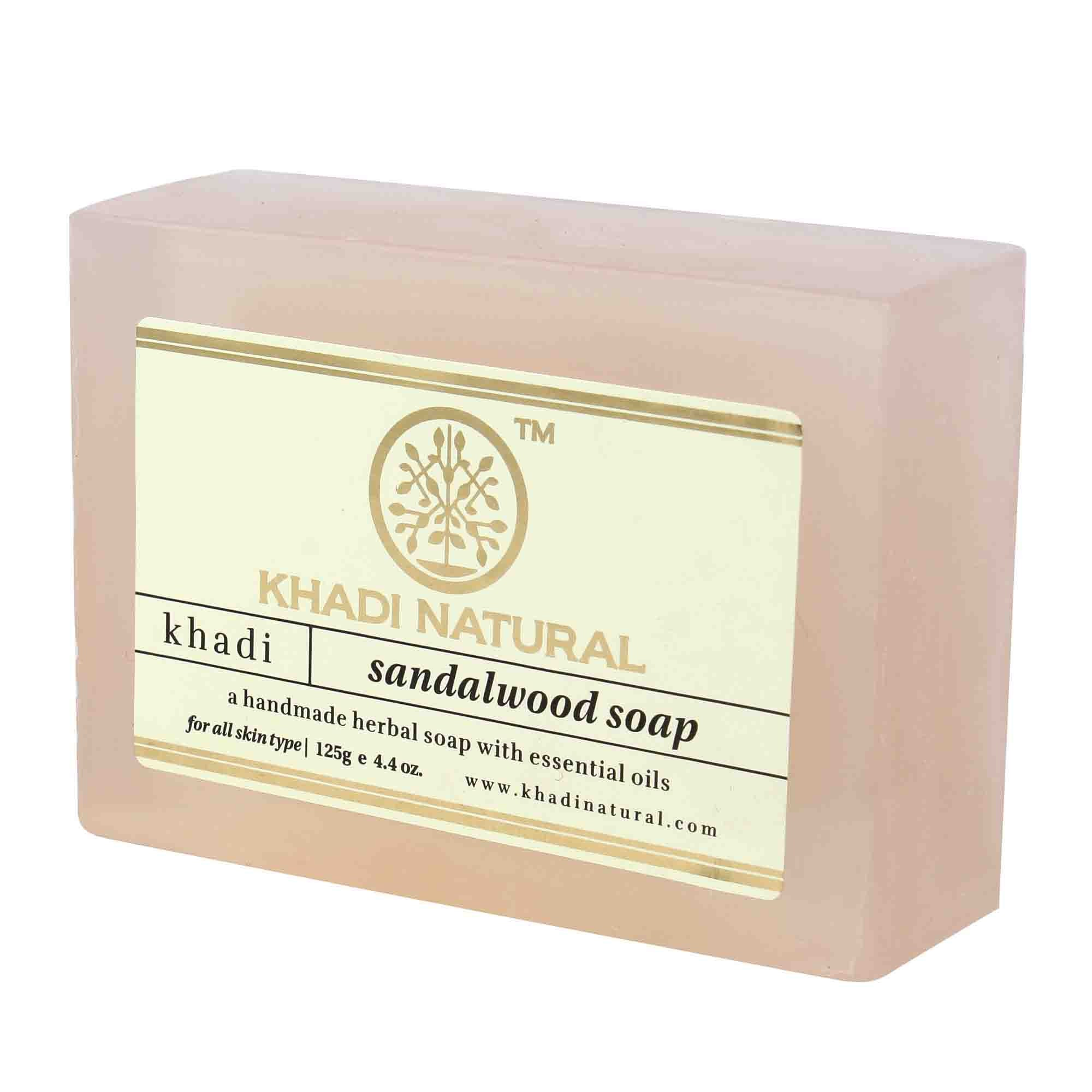 Khadi Natural Handmade Soap