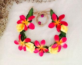 4ee7cba1a5 Moana flower crown
