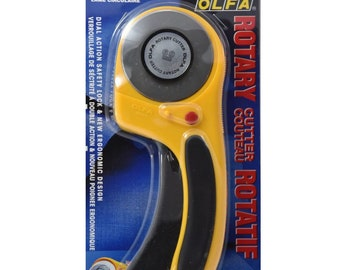 OLFA 60mm Deluxe Rotary Cutter (RTY-3/DX)