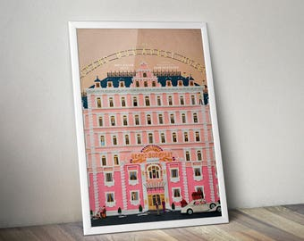 Grand Budapest El Quotes | Grand Budapest Hotel Etsy