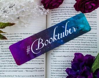 Booktuber Bookmark