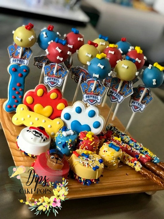 5 dozen Paw Patrol Party package