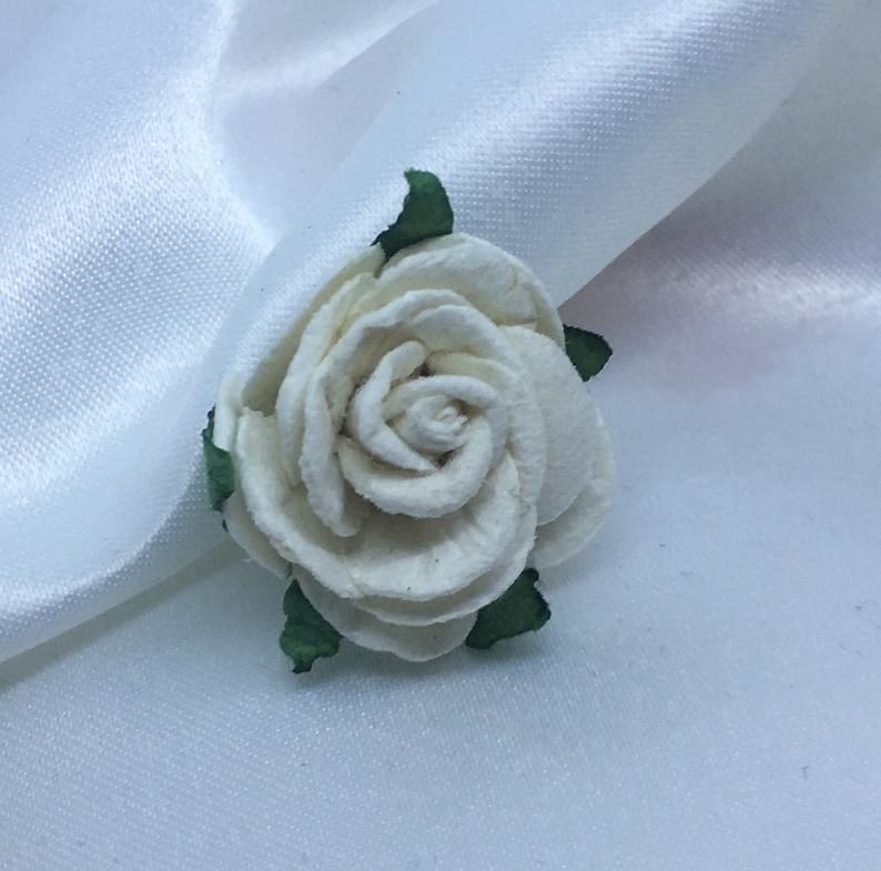 wedding hair comb Decorative rose bridal comb Bridesmaid hair comb Flowergirl accessory Bridal hair comb childrens Communion hair piece