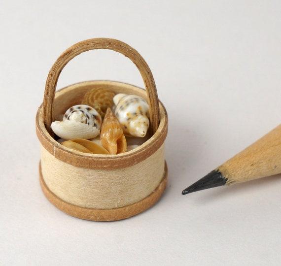 "Miniature Dollhouse Basketball 7//8/"" dia."