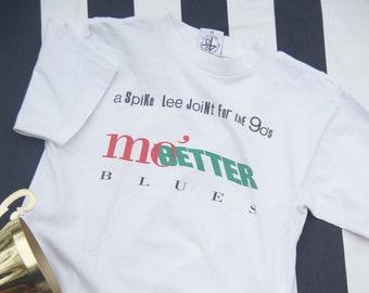 cbe1bf5aa101e2 Vtg 90s Mo  Better Blues T-Shirt