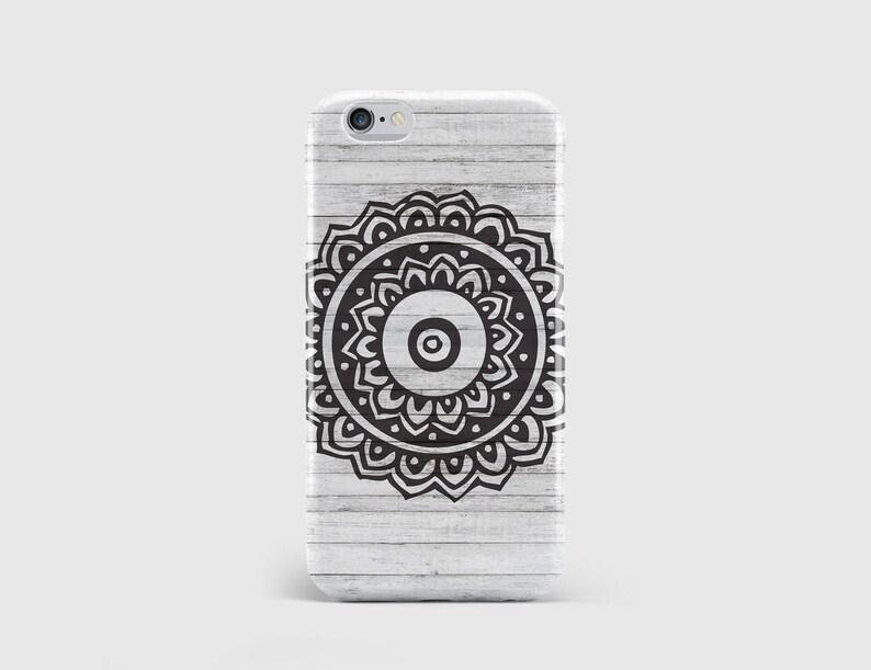 sports shoes b5dbe 6bf1b Mandala Stamp iPhone Case, Wood Effect, Wood Print, Henna Print, Tribal  Print, Phone Case Cover, iPhone 7 iPhone 6 iPhone 5 \ hc-pp103