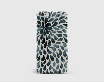Indie Ink Drops iPhone Case | Ink Print | Ink Pattern | Beautiful Arty Pattern | iPhone 7 case, iPhone 6 case, iPhone 5 case \ hc-pp166
