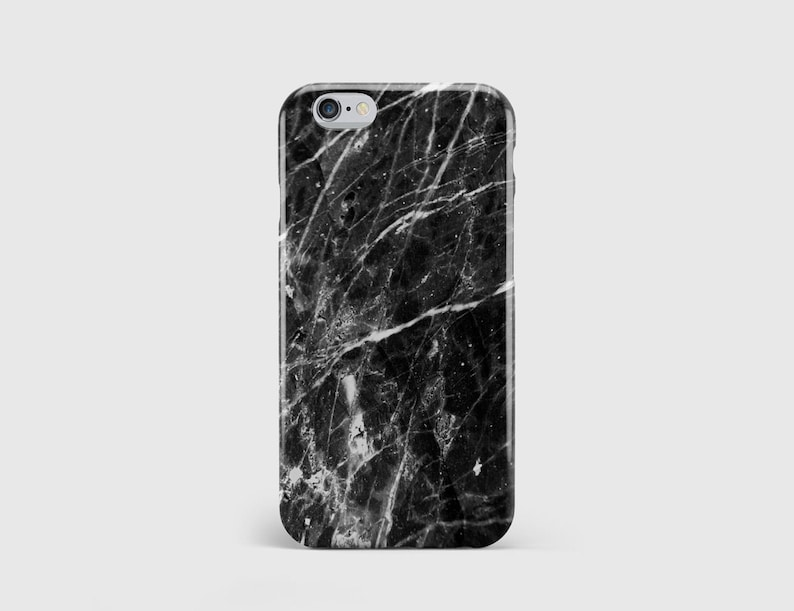 buy popular 9d43d d55ca Scratch Black Marble iPhone Case, Marble Print, Marble Pattern, Marble  Rock, Phone Case, iPhone Cover iPhone X iPhone 8 iPhone 7 \ hc-pp039