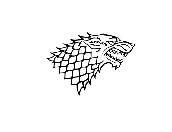 car HOUSE TULLY Sigil vinyl decal for computer etc! GAME OF THRONES