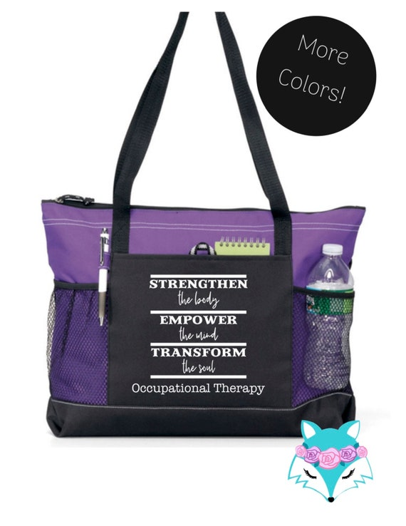 #Determined Therapist Bag