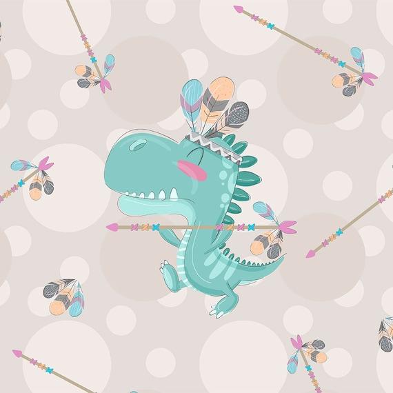 95/% Cotton Clothes Boho Bear Fabric Panel Fabric Cotton Decor 15.75 x 19.69 Crafts