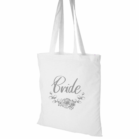 Personalised tote bag | Brides bag | Wedding bags | Hen party totes | Bridesmaid gift | tote