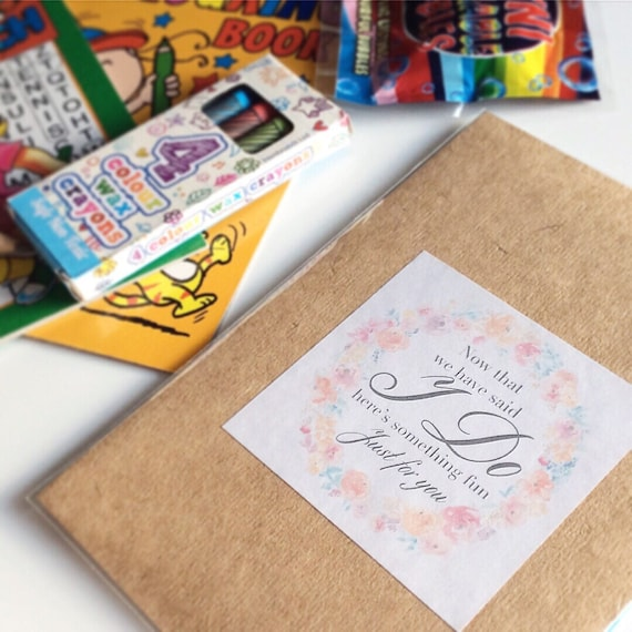 Children's activity packs | Party bags | Wedding activity pack | Favour bags |  Aedding activity packs
