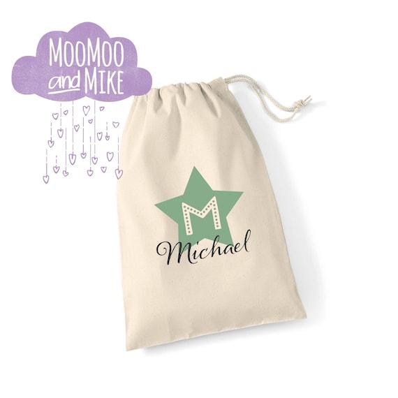 Personalised gift bag | Drawstring bag | Pouches | Keepsake bag | Children's bag | Wedding gift bags | Birthday sack.
