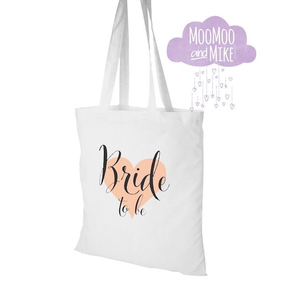 Bride to be bag | Tote bag | Keepsake bag | Wedding bag | Wedding tote
