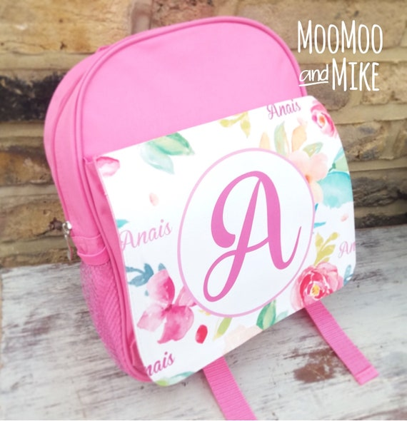 Personalised backpack or Lunch bag | Personalised school bags | Childrens backpack | School bags | Children's ruckssack