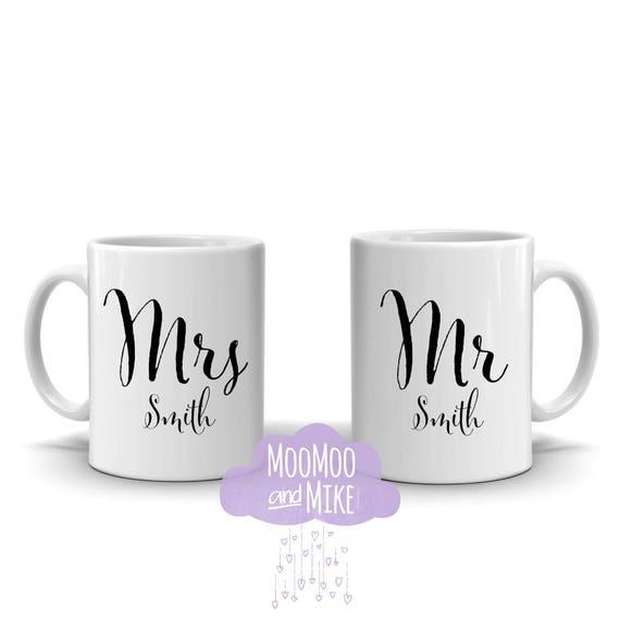 Wedding mugs   Personalised mugs   Custom mug   Couple mugs