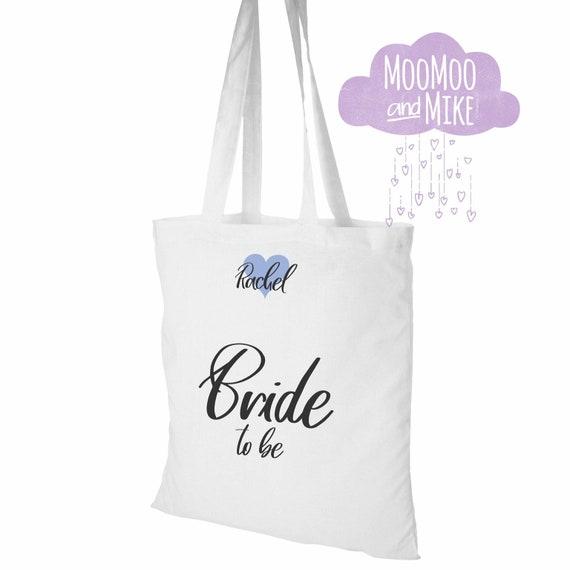 Tote bag | Personalised tote bag | Wedding tote bags | Gift bags