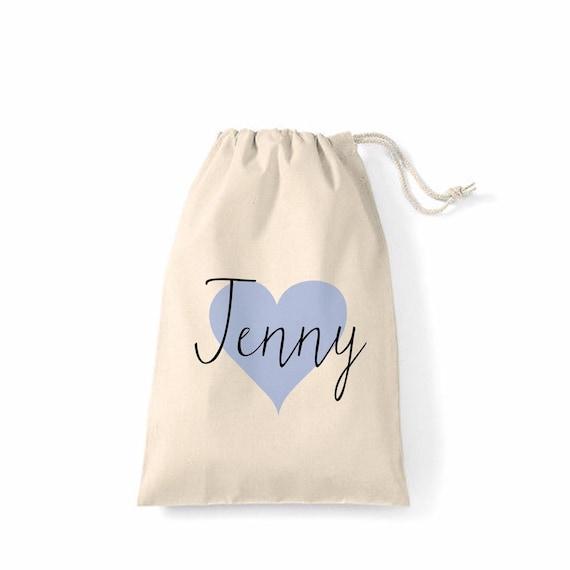 Gift bag | Personalised drawstring bag | Pouches | Keepsake bag | Children's bag | Wedding gift bags | Birthday sack.