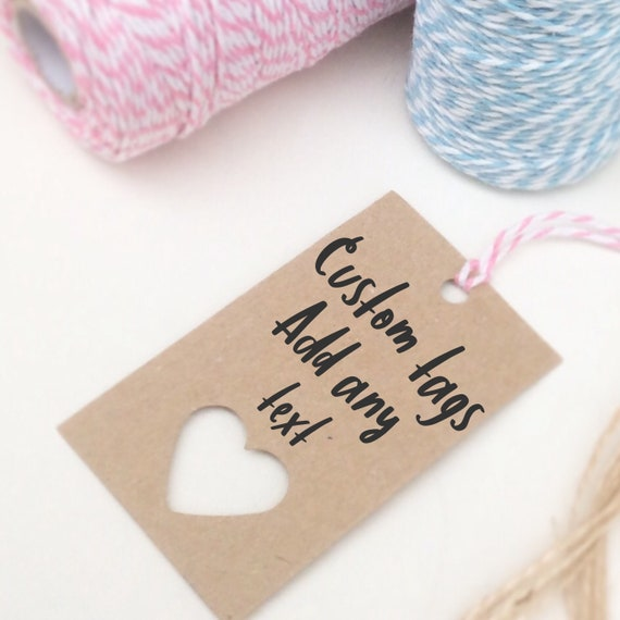 Tags | Custom tags | Save the date tags | Set of 10 | Wedding tags | Baby shower invites | Babyshower gift tags.