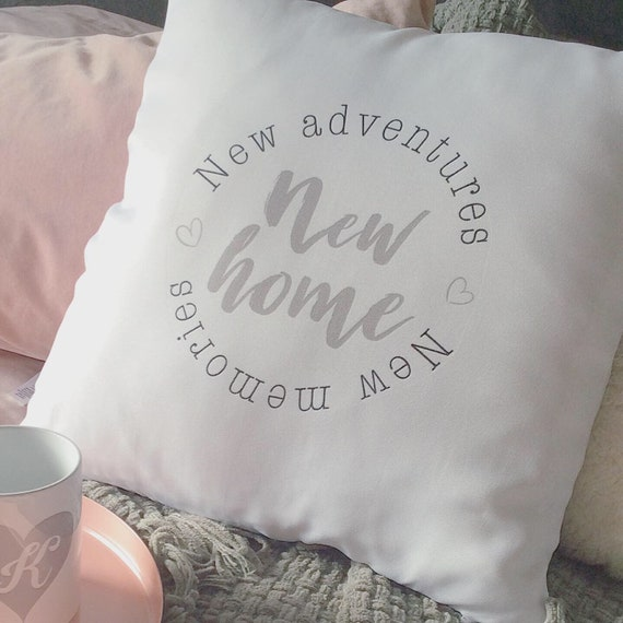 Decorative cushion cover | New home gift | Family cushion | Personalised pillows | Bedroom decor | Home decor