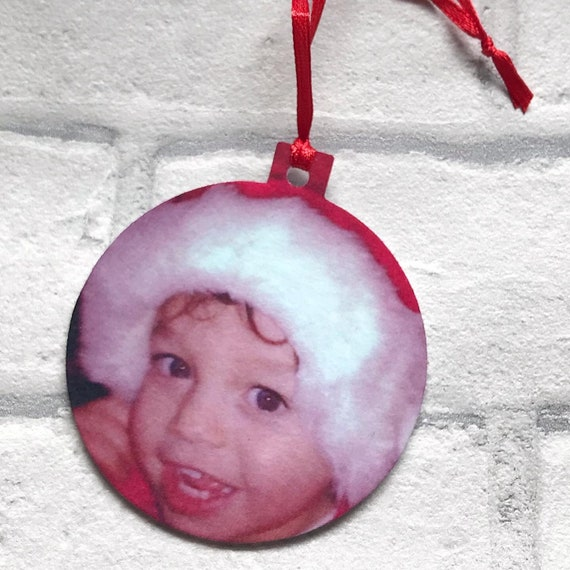 Personalised bauble | Christmas bauble | Christmas decor | Photo bauble | Christmas decor | Christmas decorations | Custom baubles