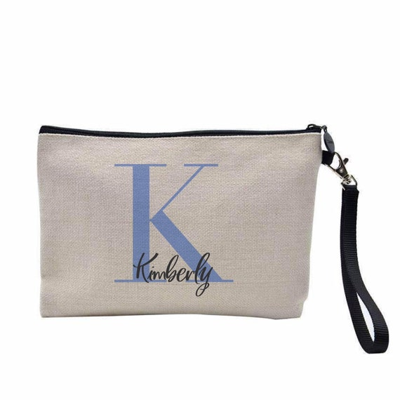Make up bag | Add any text | Personalised Cosmetic bag | Pouch | Pencil case | Make up gifts