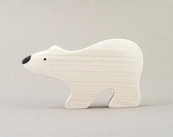 Polar Bear Playscapefelt play matsmall worldsensory bin kitplay dough kitwooden peg dollloose partsimaginative play kitopen ended