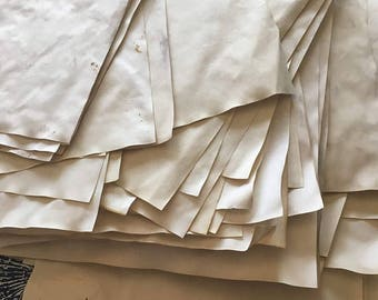 NEW Bulk Deal Coffee Dyed Paper