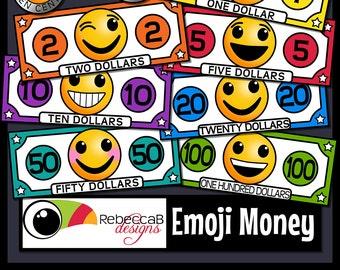 money clip art emoji clip art generic notes and coins clip art