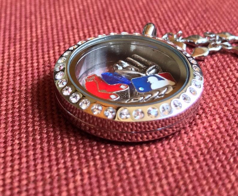 Gift Box Boston Red Sox Jewelry