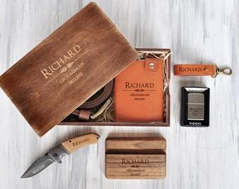 Groomsmen Gift Box Etsy