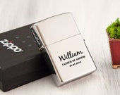 Engraved Lighter Zippo Personalized Gift Ideas Father of Groom Gift Wedding Gift for Groom Gifts for Men Groomsmen Lighter Gift for Husband