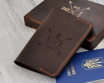 Leather Travel Gifts