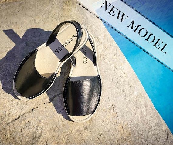 Menorquinas sandals in leather Comfy Sandals style sandals sandals Spain Mediterranean Avarcas Handmade Handmade sandals wtxvqR7Sw1