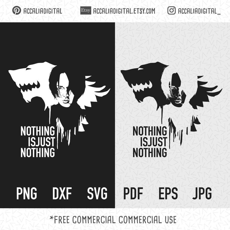 Game of thrones svg, Arya stark cut file, cricut file, arya svg, game of  thrones cut file, winterfell, [Free commercial Commercial Use]
