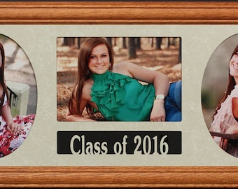 Class Of 2016 Picture Frame Etsy