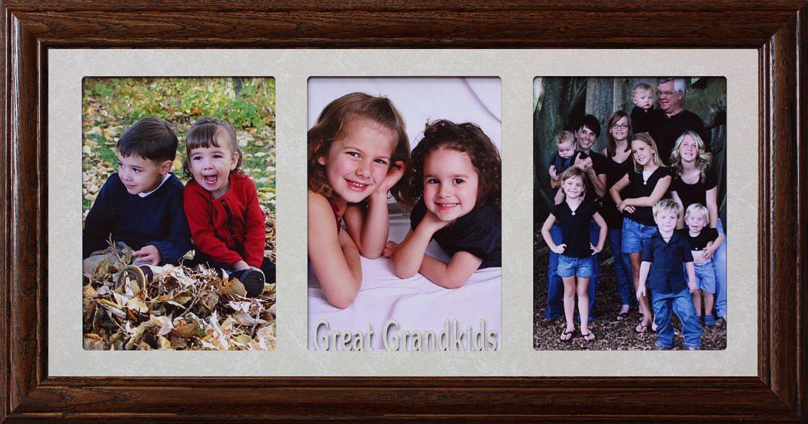 5x7 Jumbo Great Grandkidsgrandchildrengrandkids Triple Etsy