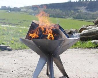 kindling tool Stikkan the kindling maker fire pit tool