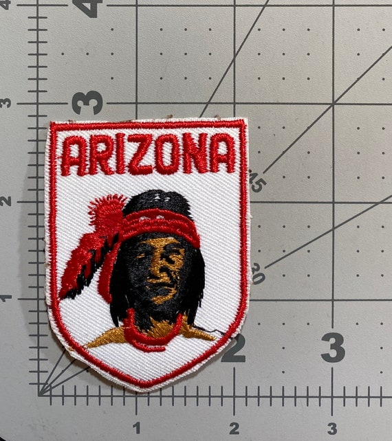 Arizona - Vintage Patch for Jackets, Backpacks, Je