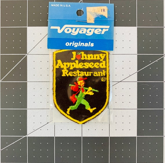 Johnny Appleseed Restaurant - Voyager Patch for Ja