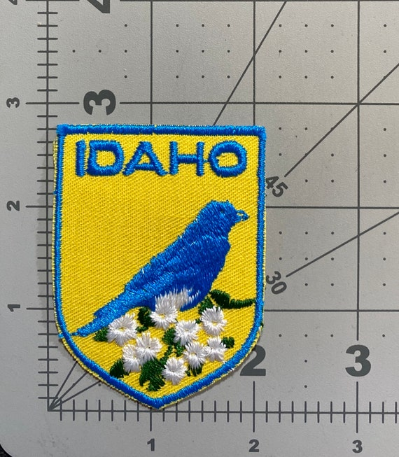 Idaho - Vintage Patch for Jackets, Backpacks, Jean