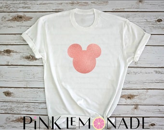 Mickey T-Shirt. theme park inspired T-shirt. made by Pink Lemonade Apparel