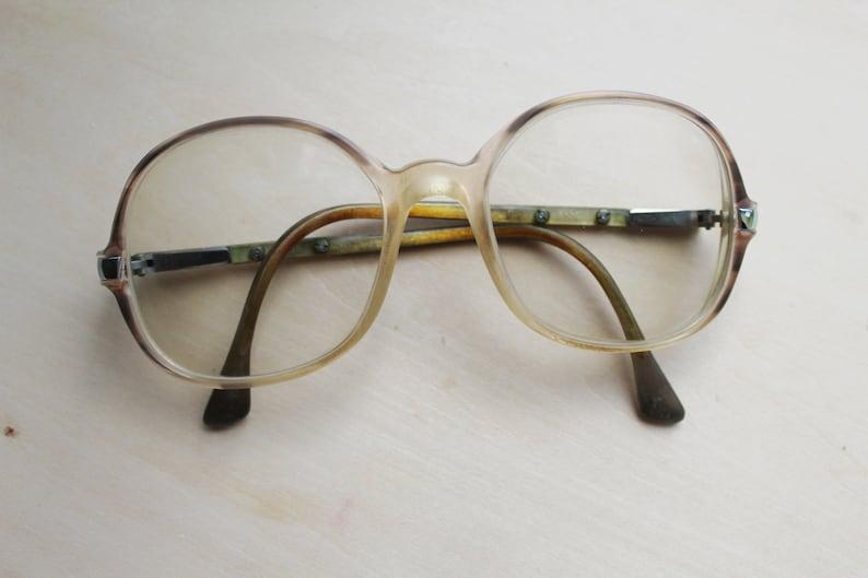 cbd5168875be Vintage Eyeglasses Eyewear Eye Glasses Frames Silhouette 80s