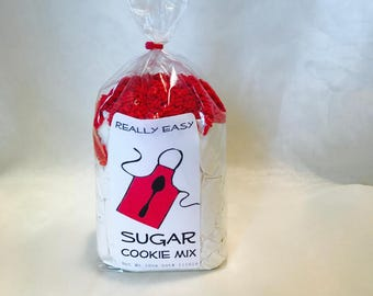 Really Easy Sugar Cookie Mix