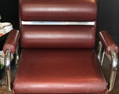 Vintage Barber Hair Salon Chair Local Pick Up Only