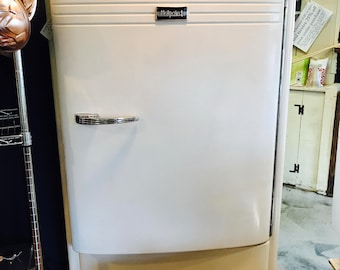 Vintage Hotpoint Refrigerator Local Pick Up Only