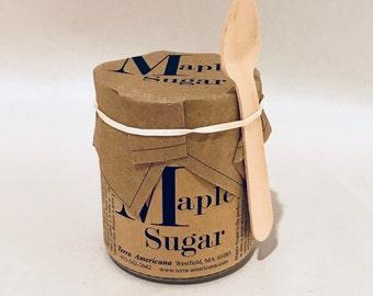 Maple Sugar -Jar