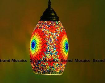 Mosaic Turkish Lamps,pendant Lamps,moroccan Lamps,arabian Lamps,hanging  Lamps,