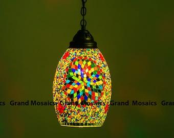 Türkische mosaik lampen deckenlampe hängelampe moderne etsy